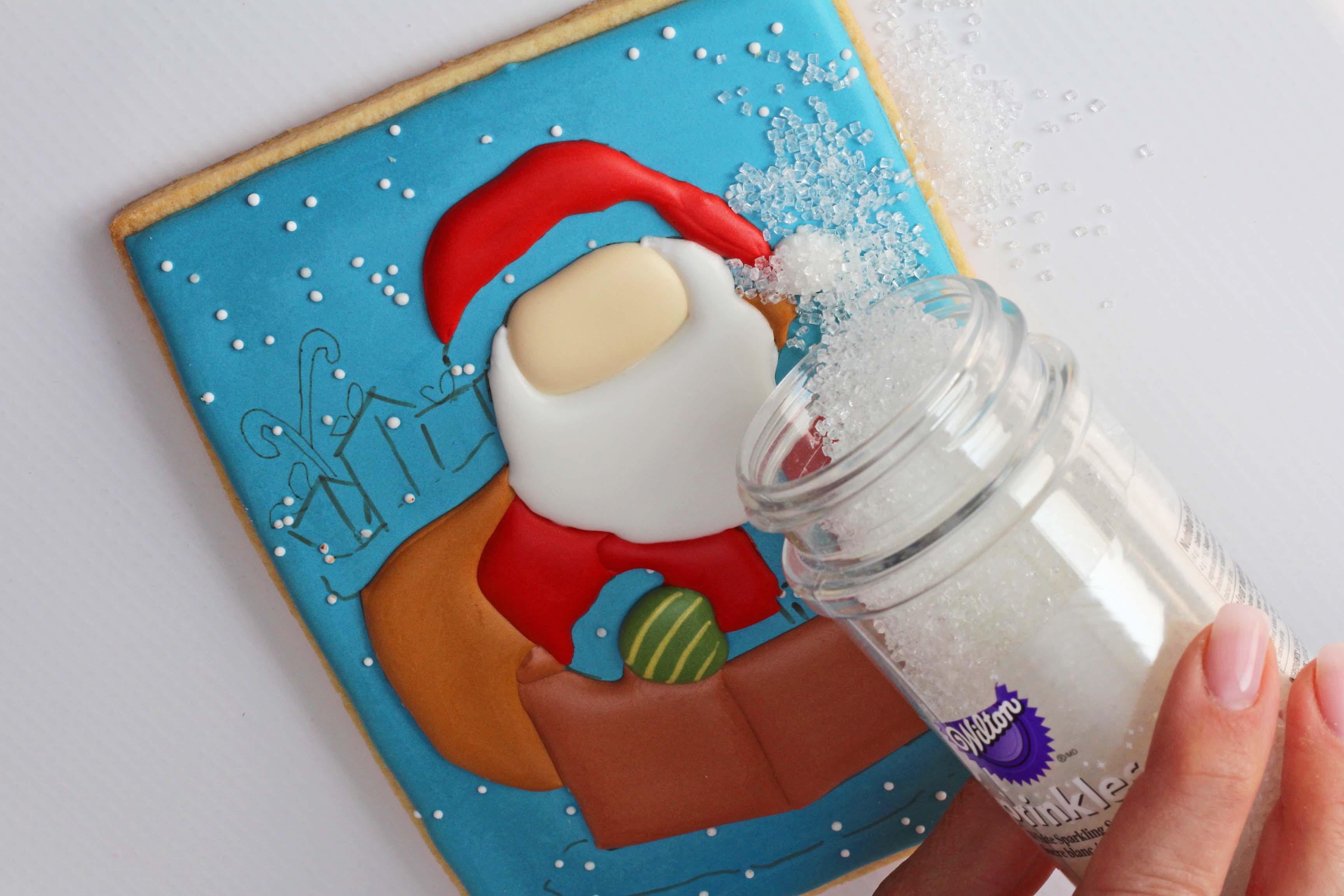Santa Claus, Emma's Sweets