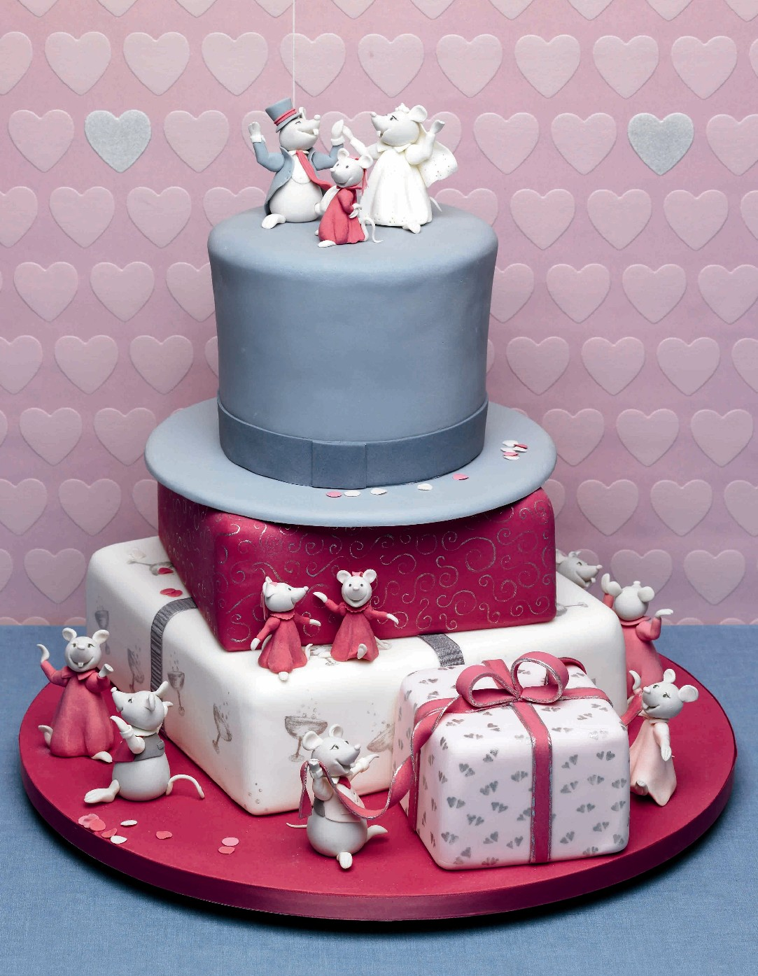 Cake Icon: Debbie Brown