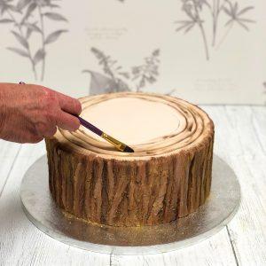 Karen Davies Autumn Wedding Cake