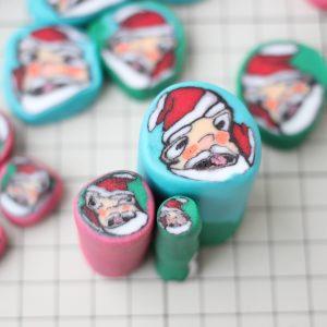 Drunken Santa Cupcakes mimicafe Union