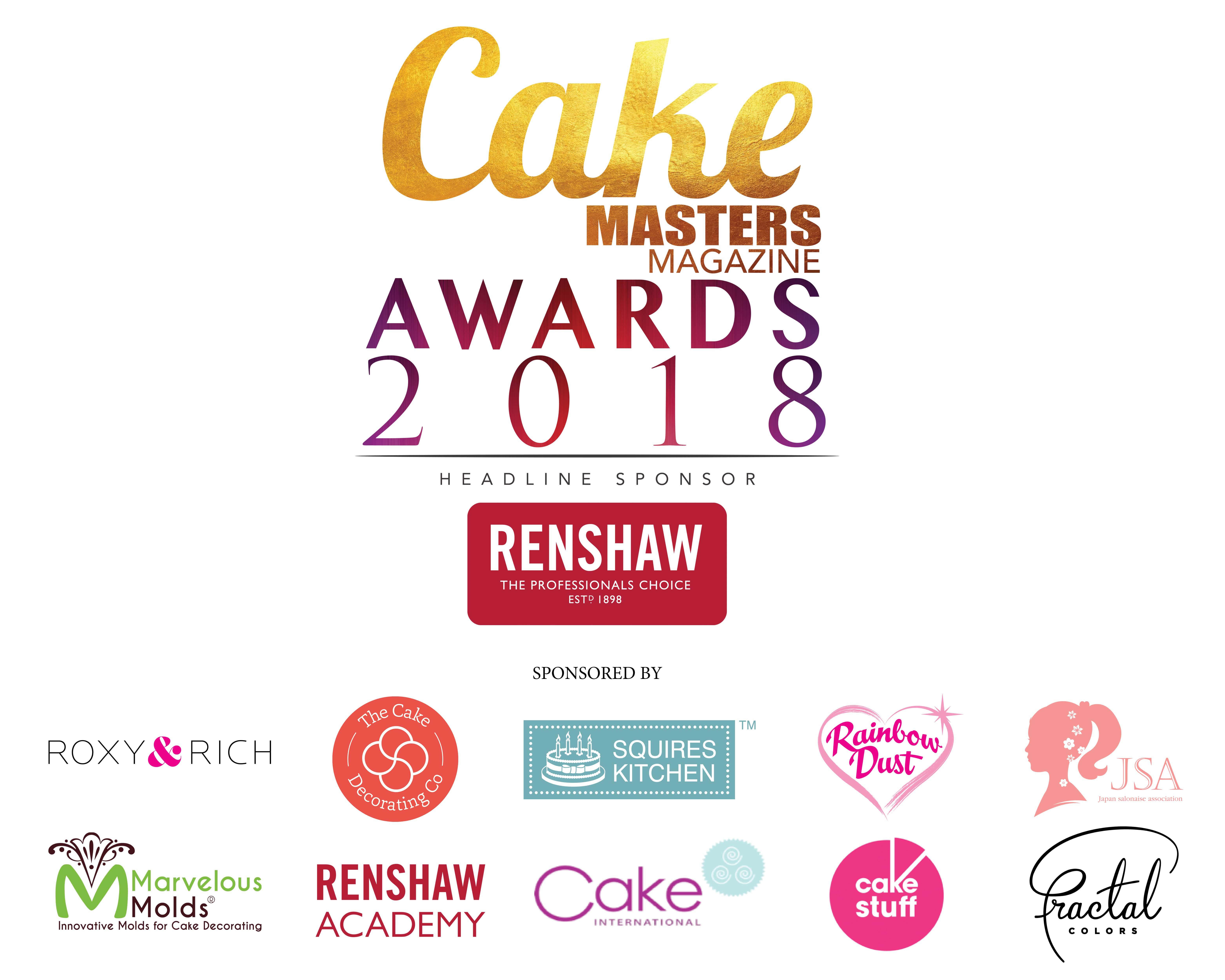Cake Masters Awards 2018