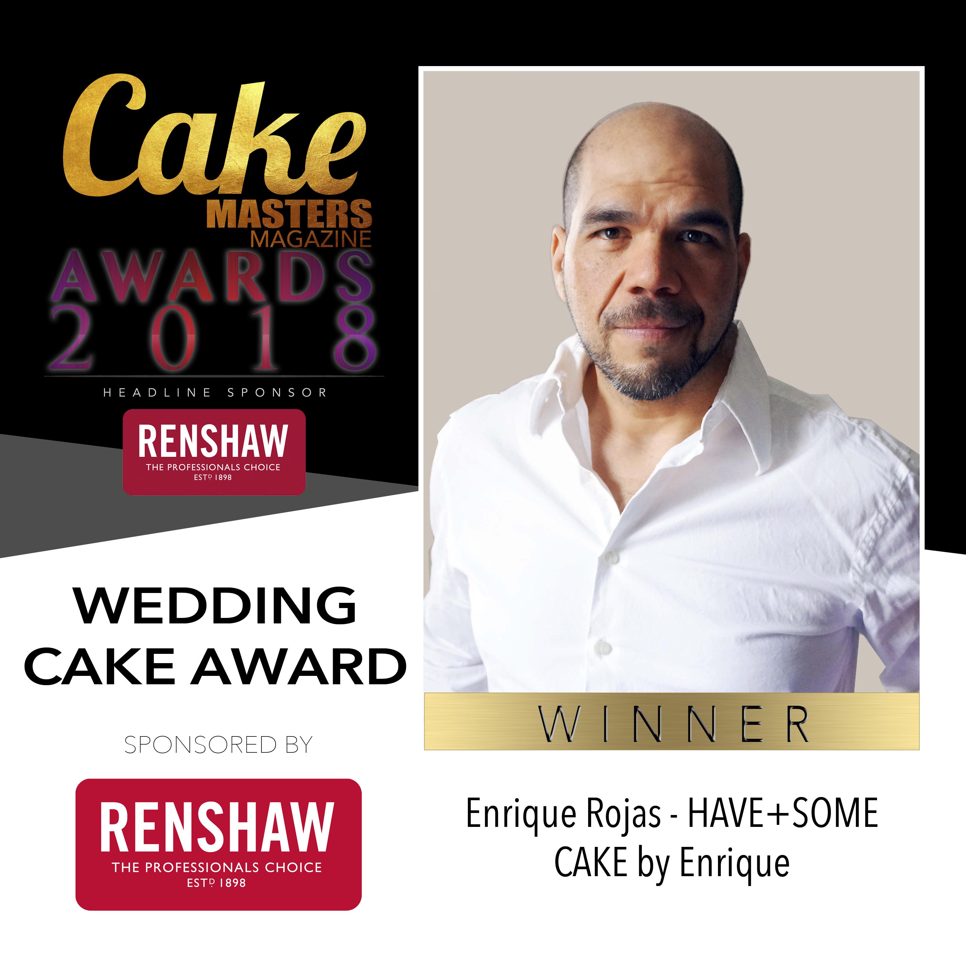 Wedding Cake Award