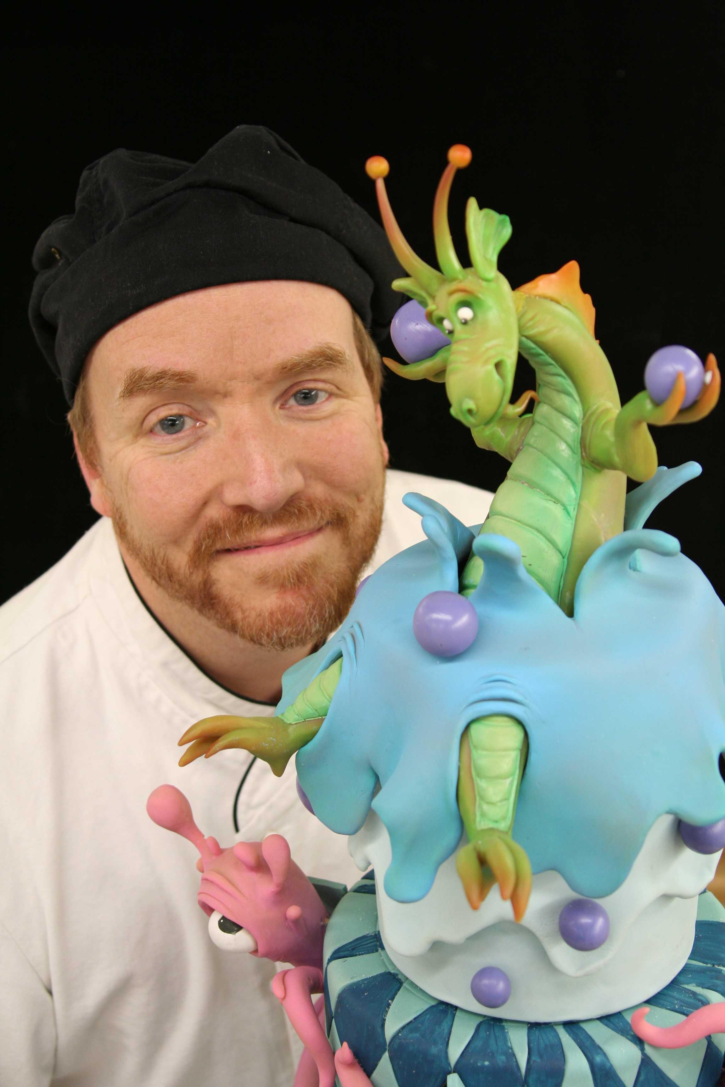 Mike McCarey Cake Icons Cake Masters Magazine