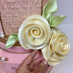 Ribbon Rose Tutorial Cake Masters Magazine