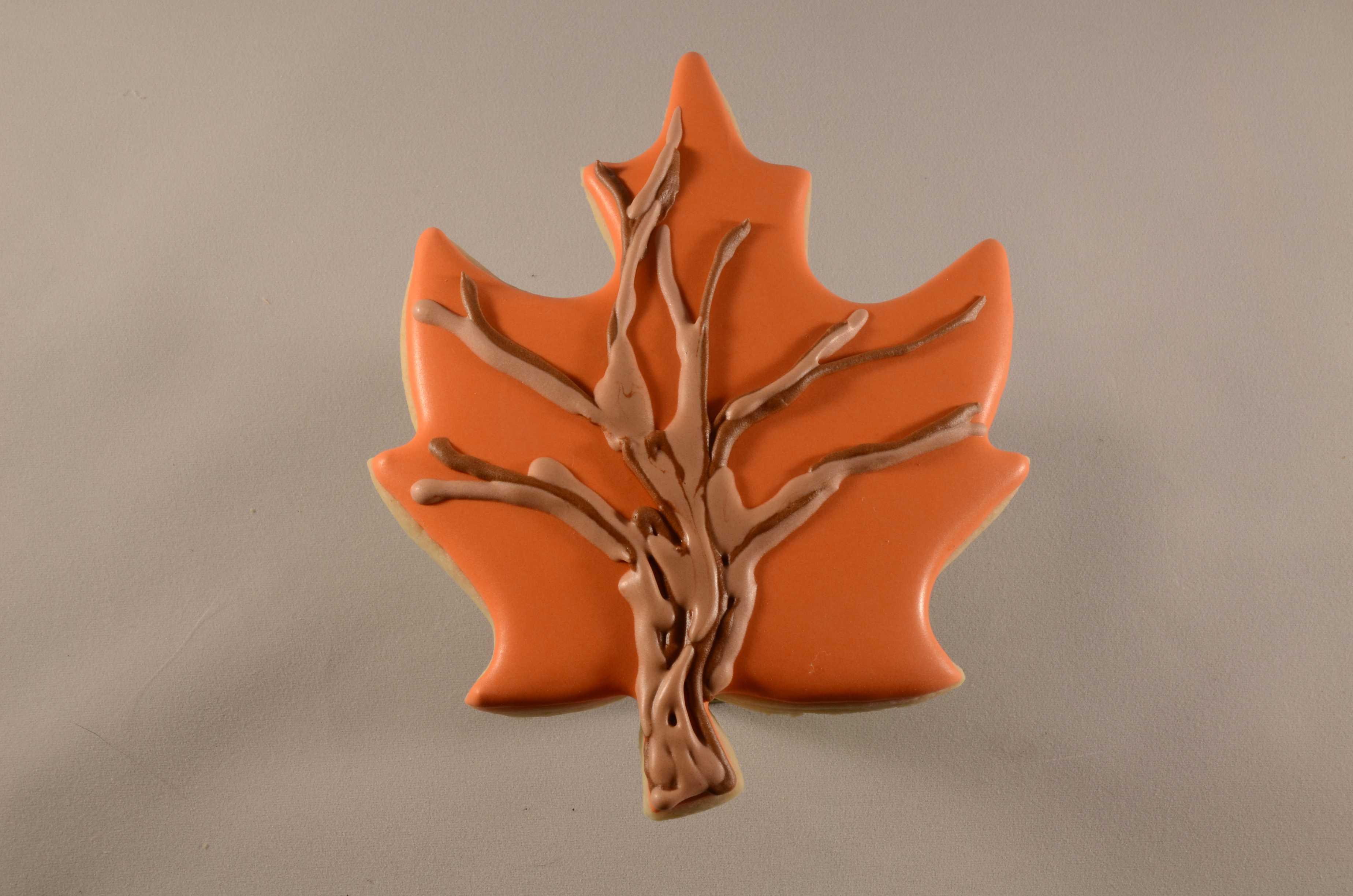 Autumn Cookies Tutorial Cake Masters Magazine