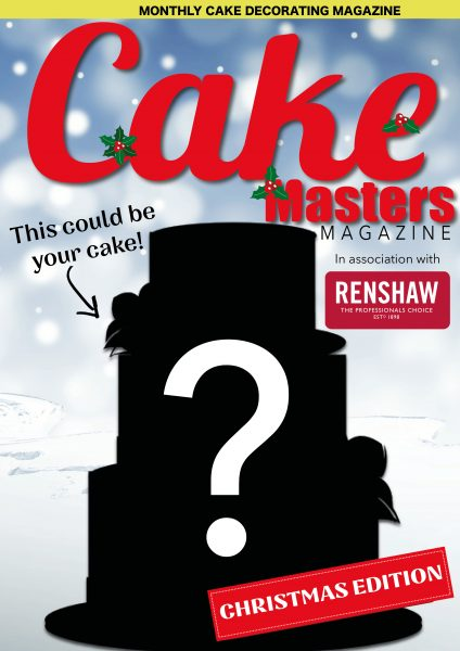 Cake Masters Magazine Cover Cake Competition